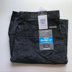 Dickies NWT temp IQ shorts men's gray and charcoal